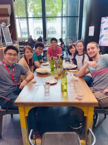 Chengxun's birthday (2019)